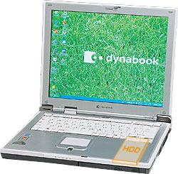 ノートPCのHDD(ハードディスク)交換