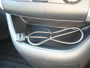 iPod接続コード