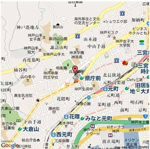 Google mapとGPSの連携(2) -取得した座標を地図用に変換-