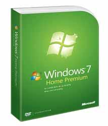 Windows VistaからWindows 7へのアップグレード