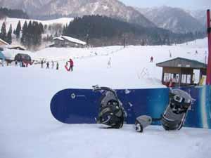 スノーボードに行2011 -わかさ氷ノ山-
