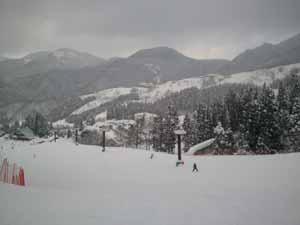 スノーボードに行く2012 -わかさ氷ノ山-