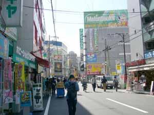 大学時代のプチ同窓会 -神戸〜ヲタロード-