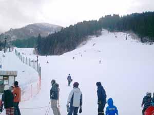 スノーボードに行く2013 -わかさ氷ノ山-