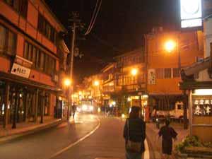 情緒溢れる温泉街と旅館 -城崎温泉(2)-