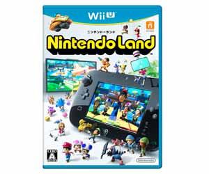 2人以上で遊ぶゲーム -Nintendo Land-