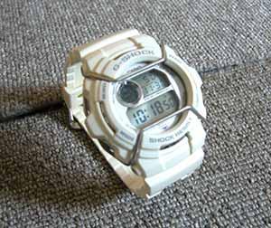 G-SHOCKの電池交換で苦労したこと -LOV01A-7JR-