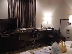 テラスイン勝田は過去最上級のホテル -茨城出張(2)-