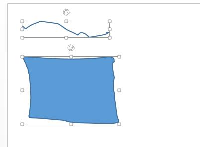 PowerPointで自由絵画した図形を編集する -Officeソフトの技(14)-