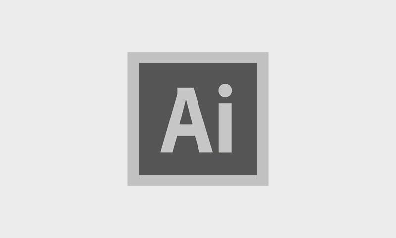 Illustrator で図形の塗と線の色を変更する方法